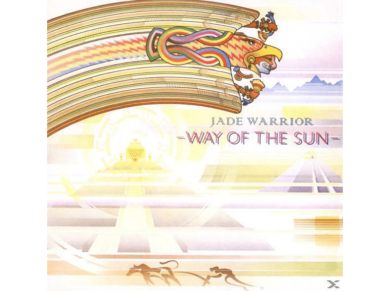 Jade Warrior - Way Of The Sun (Remastered) [CD]