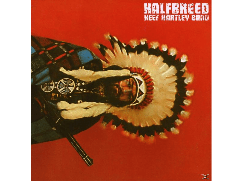 Keef Band Hartley - Halfbreed (Exp.& Rem.) [CD]