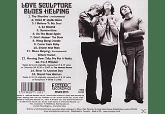 Love Sculpture - Blues Helping (+4 Bonus Tracks)  - (CD)