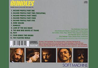 Soft Machine - Bundles (Remastered)  - (CD)