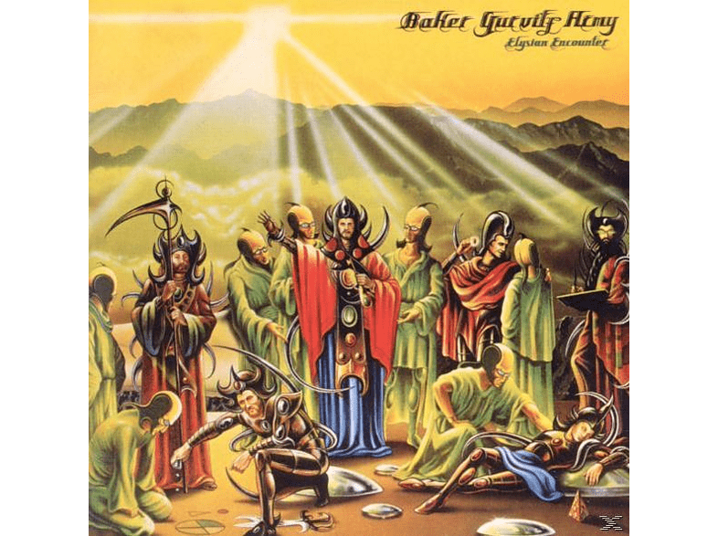 Baker Gurvitz Army - Elysian Encounter (Expanded+Remastered) [CD]