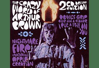 Arthur Brown - The Crazy World Of Arthur Brown (Exp+Re)  - (CD)