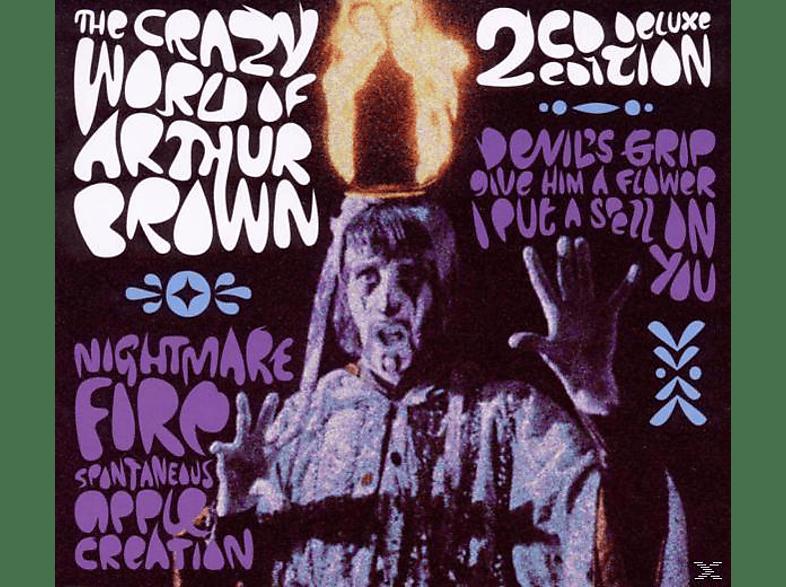 Arthur Brown - The Crazy World Of Arthur Brown (Exp+Re) [CD]