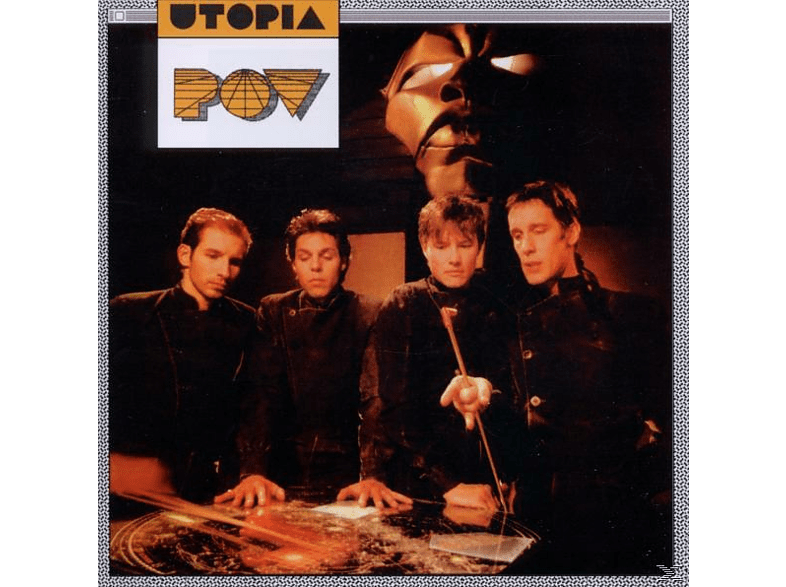 Utopia - Pov (Expanded+Remastered) [CD]