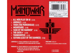 Manowar - Sign Of The Hammer [CD]