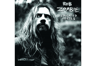 Rob Zombie Educated Horses CD