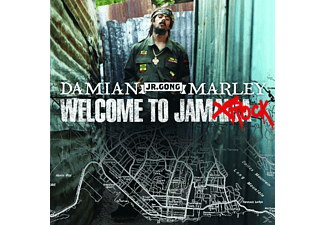 Damian Marley - Welcome To Jamrock - (CD)