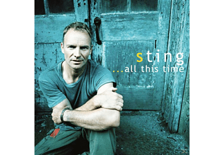 Sting - ALL THIS TIME - (CD)
