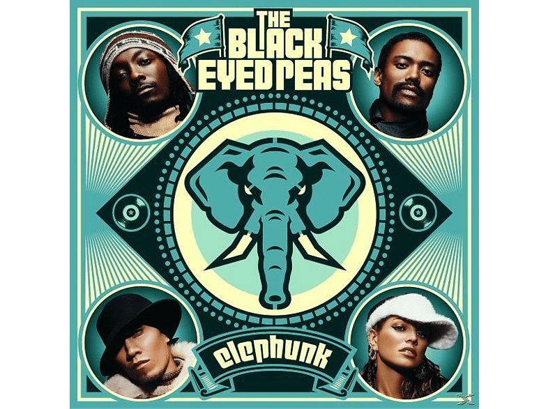 The Black Eyed Peas - ELEPHUNK [CD]