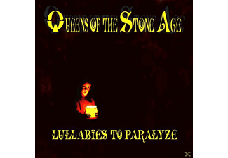 Queens Of The Stone Age Lullabies To Paralyze CD