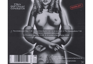 Van Der Graaf Generator - Godbluff  - (CD)