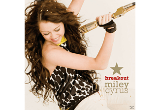 Miley Cyrus - Breakout - CD