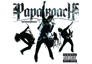 Papa Roach - Metamorphosis  - (CD)