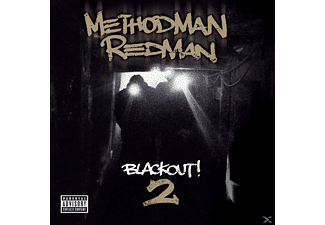 Method Man & Redman - Blackout 2 CD