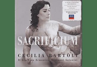 Cecilia Bartoli - Sacrificium (Jewel Case Version)  - (CD)
