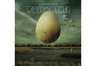 Wolfmother - COSMIC EGG - (CD)