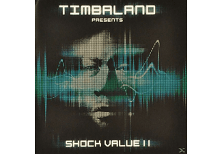 Timbaland - Shock Value 2  - (CD)
