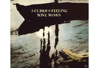 Tony Banks - A Curious Feeling (Remastered)  - (CD)