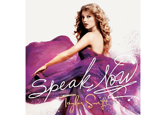 Taylor Swift - SPEAK NOW  - (CD)
