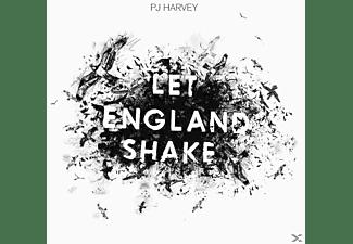 Pj Harvey - Let England Shake [CD]