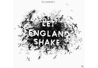 Pj Harvey Let England Shake CD