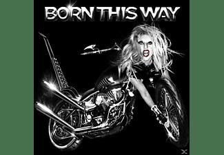 Lady Gaga - Born This Way  - (CD)