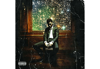 Kid Cudi - Man On The Moon 2: The Legend Of Mr.Rager - (CD)