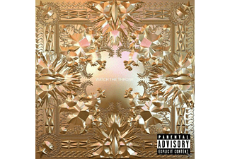 Jay-z / Kanye West - WATCH THE THRONE  - (CD)