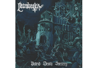 Necrowretch - Putrid Death Sorcery - (CD)