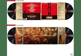 OST/VARIOUS - Quentin Tarantino's Django Unchained  - (Vinyl)