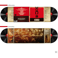 OST/VARIOUS - Quentin Tarantino's Django Unchained [Vinyl]