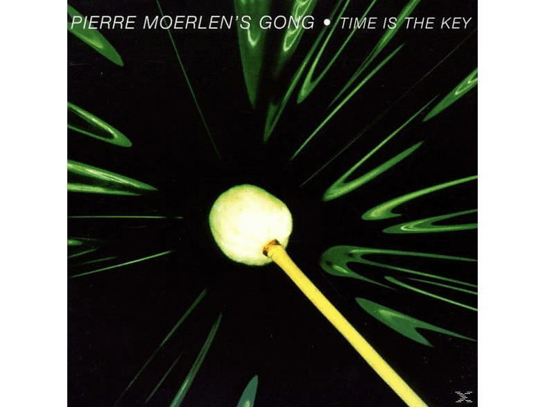 Pierre's Gong Moerlen - Time Is The Key (Remastered Edition) [CD]