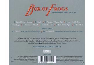 Box Of Frogs - Box Of Frogs (Expanded+Remastered)  - (CD)