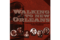 VARIOUS - Walking To New Orleans [CD]