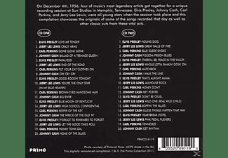 The Million Dollar Quartet - The Essential Recordings  - (CD)