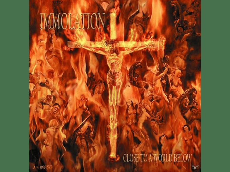 Immolation - CLOSE TO A WORLD BELOW [Vinyl]