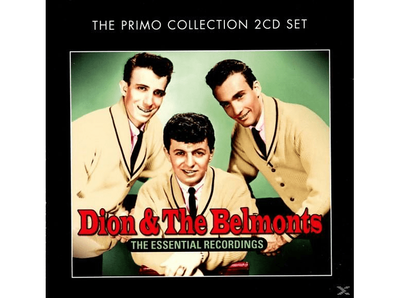 The Belmonts - Essential Collection [CD]