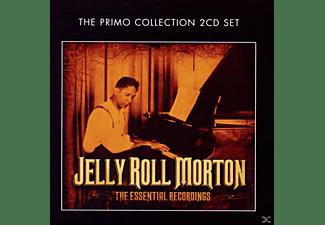 Jelly Roll Morton - The Essential Recordings [Doppel-cd]  - (CD)