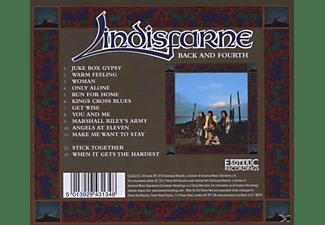 Lindisfarne - Back And Fourth  - (CD)