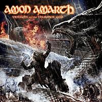 Amon Amarth - Twilight Of The Thunder God  - (CD)