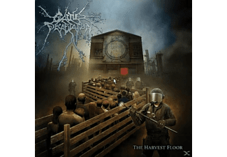 Cattle Decapitation - The Harvest Floor - (CD)