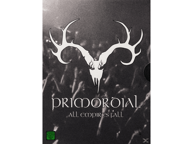Primordial - All Empire's Fall (Ltd.) [DVD]