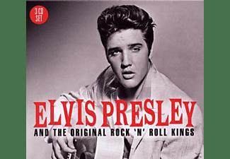 VARIOUS - Elvis Presley And The Original Rock'n' Roll Kings  - (CD)