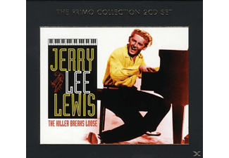 Jerry Lee Lewis - The Killer Breaks Loose  - (CD)