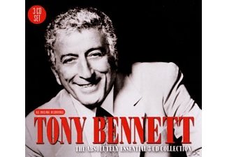 Tony Bennett - The Absolutely Essential 3CD Collection  - (CD)