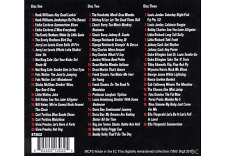 VARIOUS - 60 Bar-B-Que Sizzlers  - (CD)