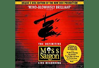 Musical Cast Recording - Miss Saigon (Original Cast London 2014) Deluxe  - (CD)
