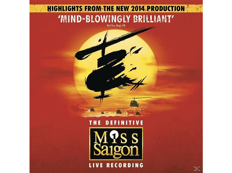 Musical Cast Recording - Miss Saigon (Original Cast London 2014) Highlights [CD]