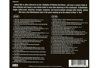 Johnny Otis - The Essential Recordings  - (CD)