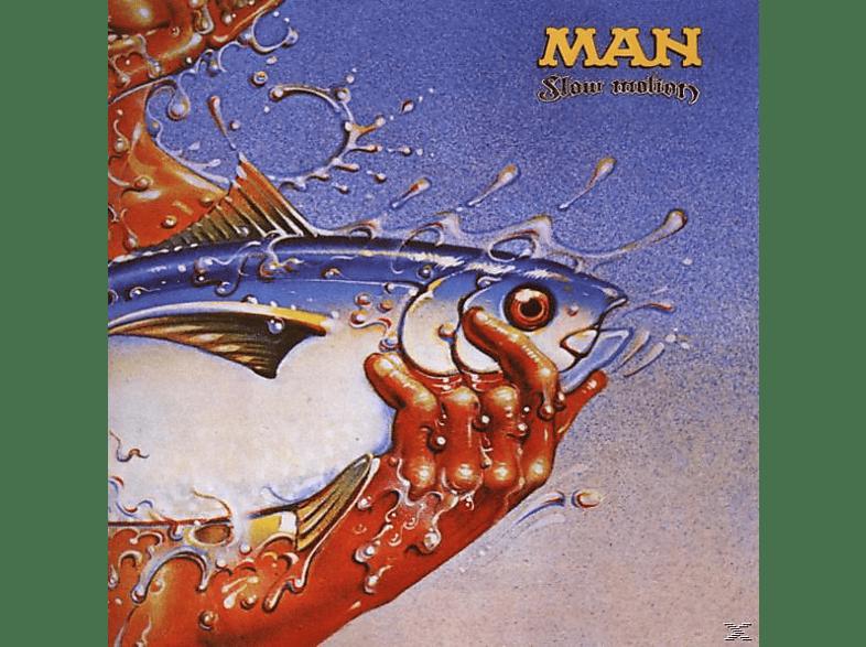 Man - Slow Motion (Exp.+Rem.) [CD]